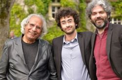 Salah AL Hamdani, à gauche, Arnaud Dilpoux, Pau, 2016,